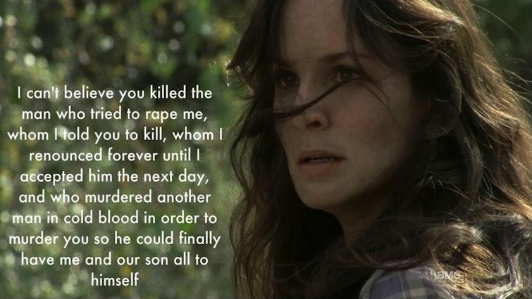 Walking Dead verdammt Lori